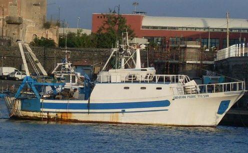 Individuato il peschereccio affondato un anno fa con due corpi all'interno: è a 450 metri di profondità