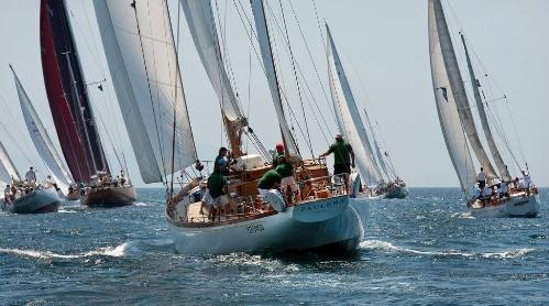 Le Vele d'Epoca: yacht d'epoca nelle nostre acque