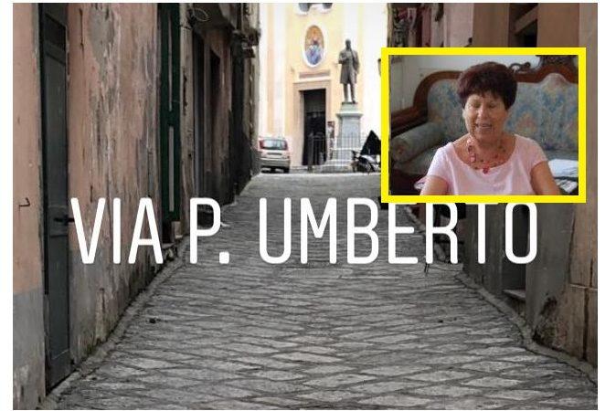 Maria Capodanno chiede al Sindaco di non fermare i lavori  in Via Principe Umberto