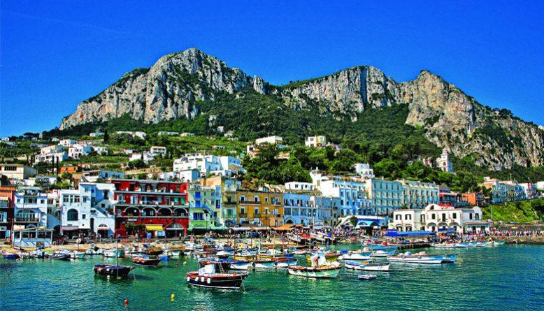 A Capri, niente tasse fino al 30 settembre. Via libera per sostenere la ripresa