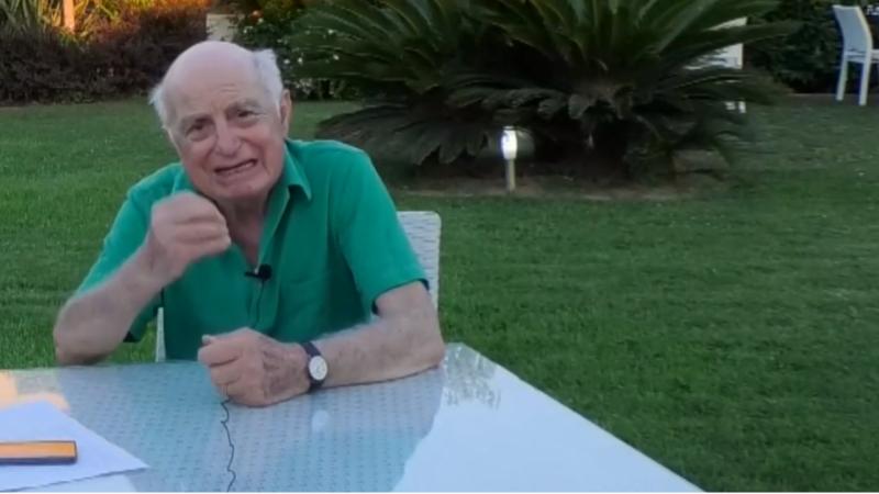 ANTONIO LUBRANO: «Votate Sebastiano Cultrera, un uomo in buona fede e onesto mentalmente» IL VIDEO