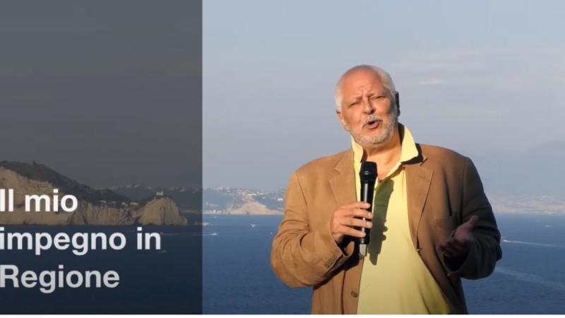 """Sebastiano Cultrera PD: """" Il mio impegno in Regione"""" –VIDEO–"""